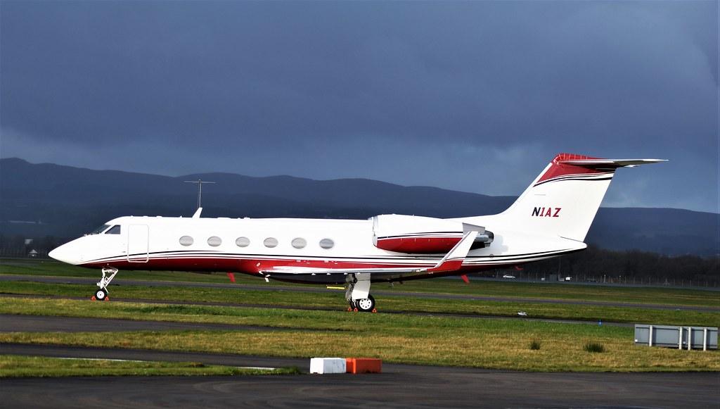 N1AZ - GLF4 - Delta Private Jets