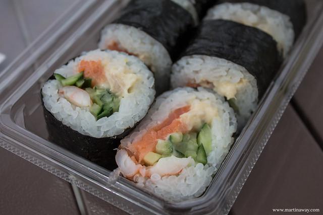 Cucina giapponese: sushi allo Tsukiji Market