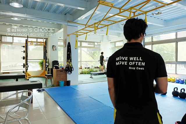 台南康體運動空間私人教練