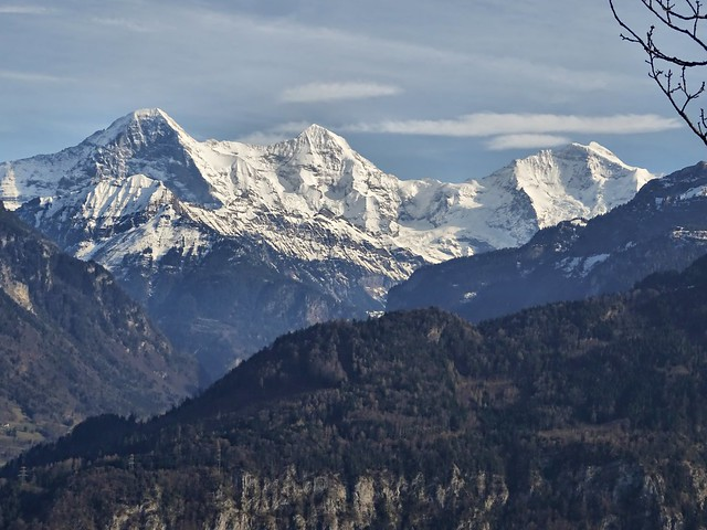 Switzerland - Eiger, Mönch, Jungfrau