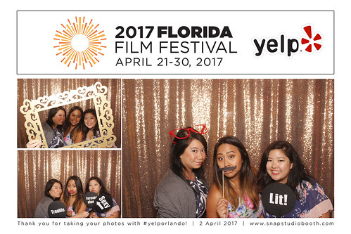 Florida Film Festival FFF2017 Preview with Yelp