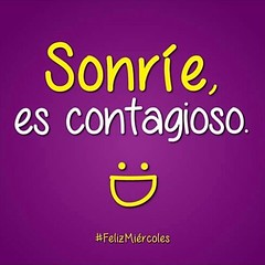 Smile ! #blogauroradecinemaindica  #buongiorno #felizmiercoles:kissing_heart: #happywednesday #instahappy