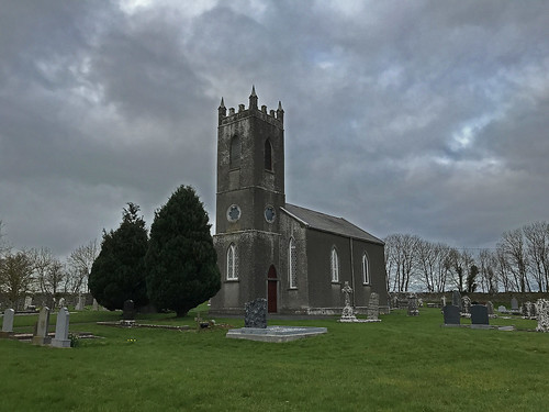 Killermogh Parish Church, County Laois (1796)