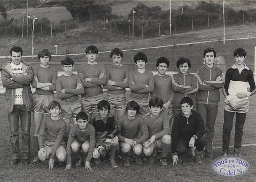 1982 - SD Narcea infantil