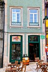 Porto - façades avec faïences 15