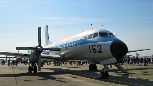 YS-11 52-1152 第3輸送航空隊 第403飛行隊所属機 IMG_0883_2