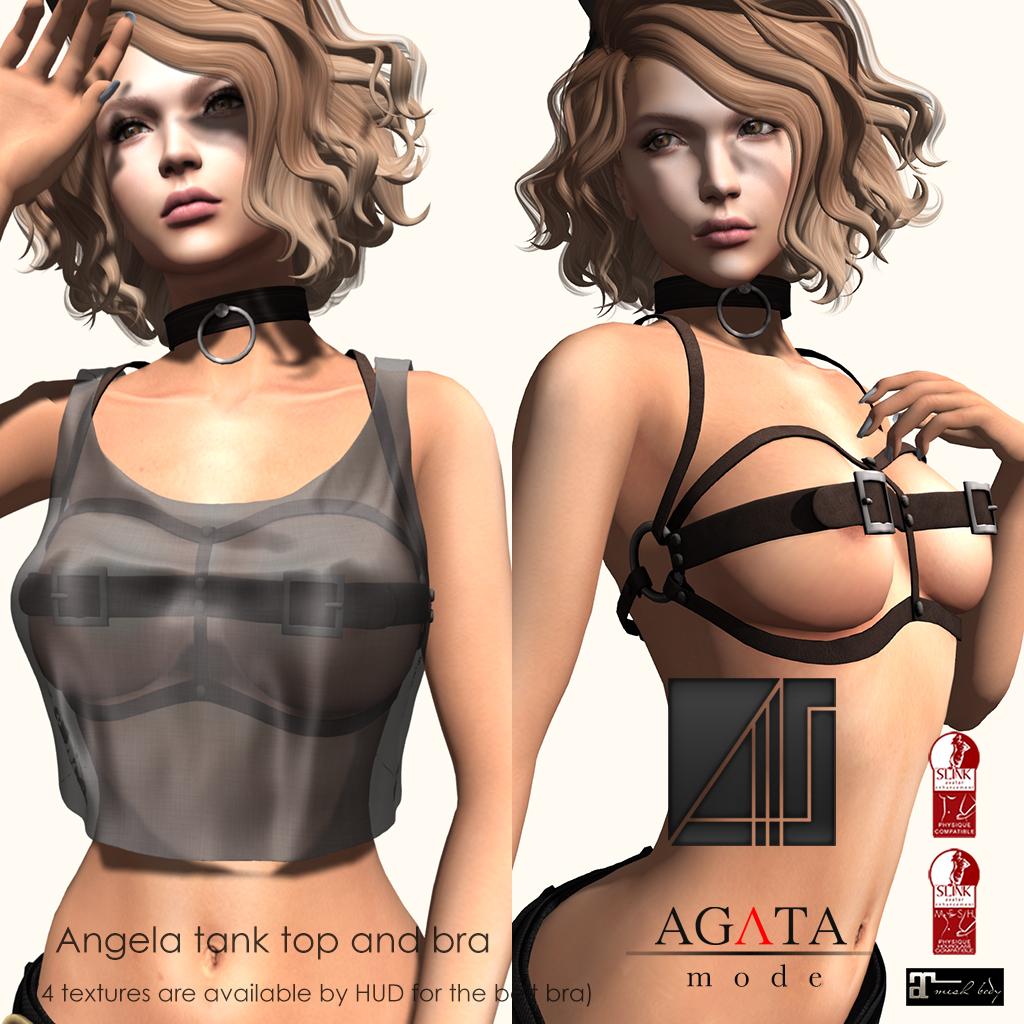 Angela Tops @ On9 - SecondLifeHub.com