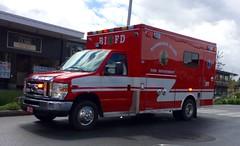 Bainbridge Island Fire Department Medic 21