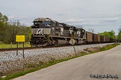 NS 1025 | EMD SD70ACe | NS Memphis District