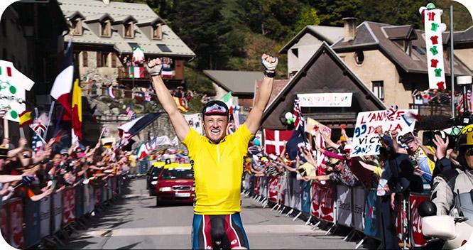 Un biopic sobre Lance Armstrong en el Teatro Circo
