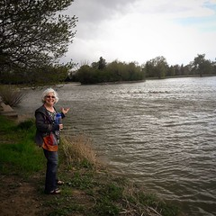 #mymom #sueharrynferguson #groupofpelicans #denvercolorado #washingtonpark