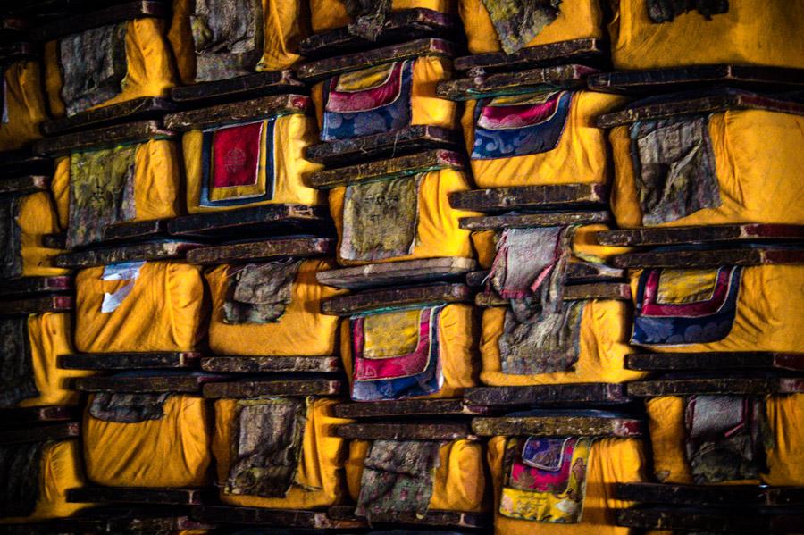 Библиотека монастыря Ламаюру. Монастыри малого Тибета © Kartzon Dream - авторские путешествия, авторские туры в Ладакх, тревел фото, тревел видео, фототуры