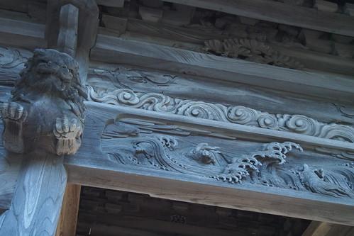 象潟散策 蚶満寺
