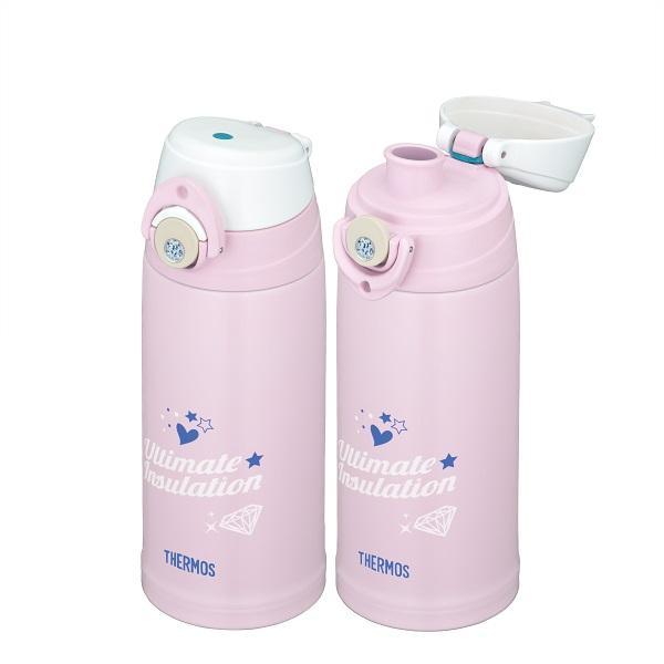 Girly 630ml FFG bottle with leak-proof spout