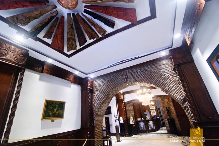 Hotel Luna Lobby in Vigan