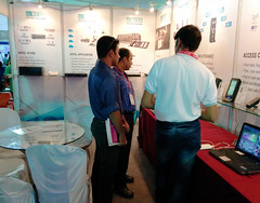 Matrix introduced its telecom and security solutions at India Hospitality Expo, Goa, (12th - 14th September)