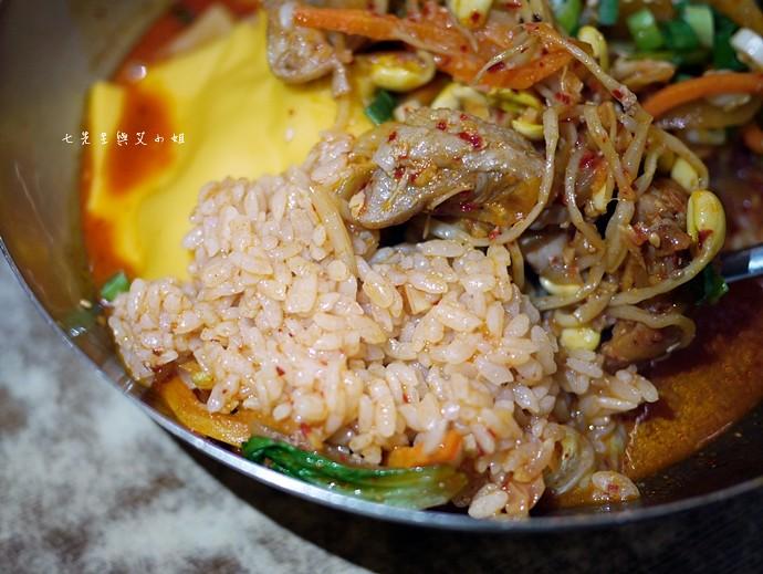 9 朝鮮味韓式起司辣燉雞肉飯