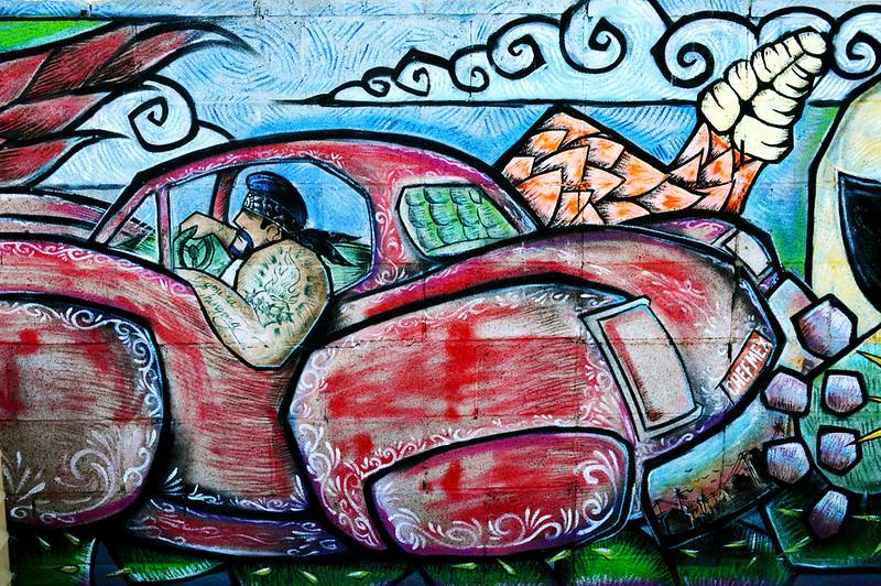 Calle 16 Artwork