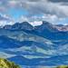 Cimarron Mountains sub-range of the San Juan Mountains by Mark,