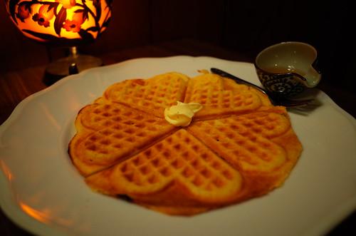 Pancake in Kitasenju
