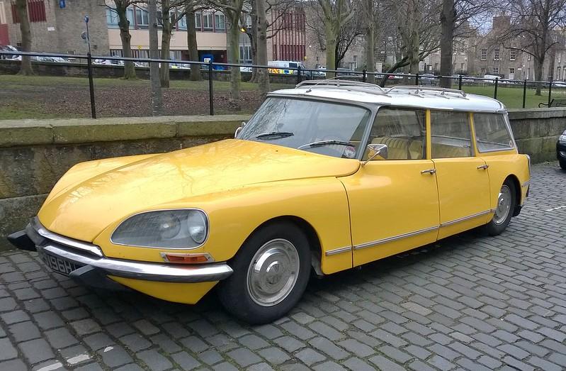 Citro 235 N Ds 1970