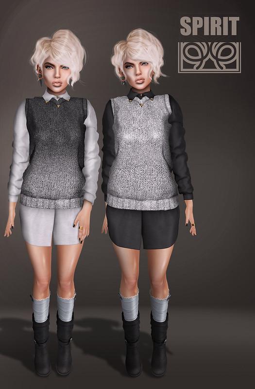 Look # 402 [Spirit Store - Autumn shirtdress @ The Seasons Story Event [Autumn], October]