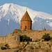 Khor Virab Monastery and Ararat Mount by Lea_from_Armenia