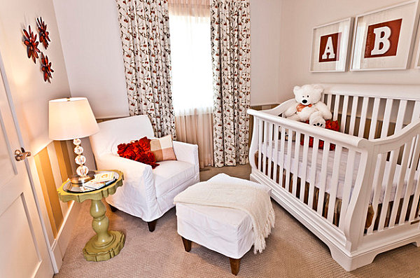 Compact-nursery-with-comfy-chair