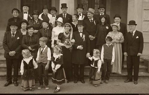 Un mariage en 1931 - A wedding in 1931