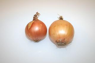 08 - Zutat Zwiebeln / Ingredient onions