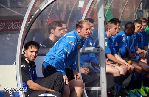 Evangelos Nessos und Peter Auer trainieren Regionalliga-Mannschaft 15185015709_68f9b6f299