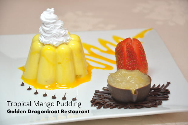 Golden Dragonboat Restaurant Dessert