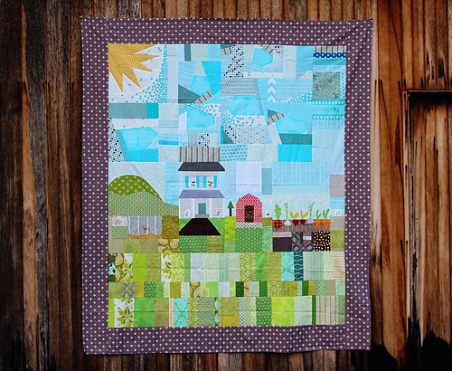Farmhouse Quilt Top