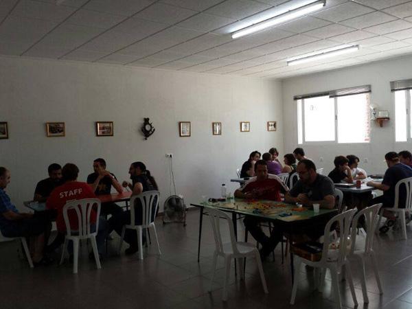 Presentación Asociación Juegos de Estrategia y Fantasía 15198480970_b10bb56baa_o