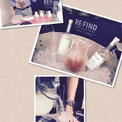 @re_fined #spirits lifted the #spirit with awesome #cocktails @savorcc #SavorCC @shareslo #ShareSLO #shedrinks