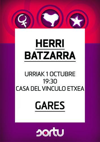 HERRI BATZARRA