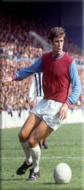 picture of Sir Geoff Hurst - 1959 to 1972