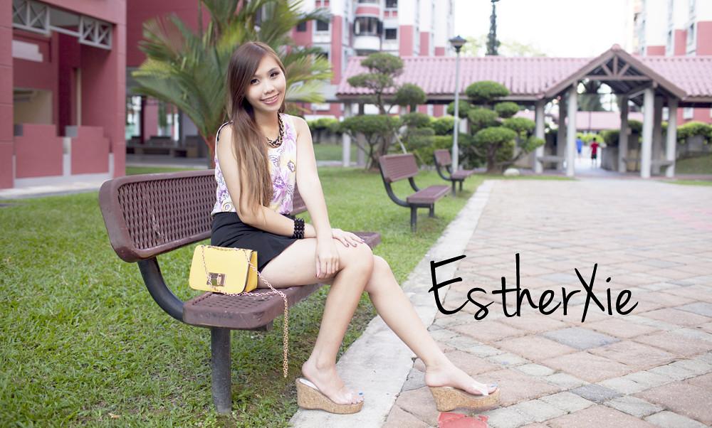 ESTHERXIE.COM - Singapore Lifestyle Blog