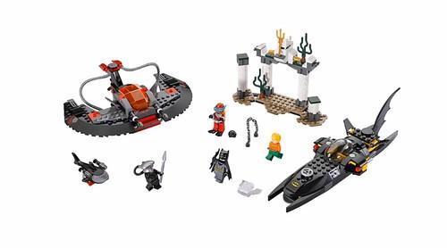 LEGO DC Super Heroes 76027