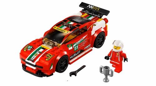 LEGO Speed Champions 75908