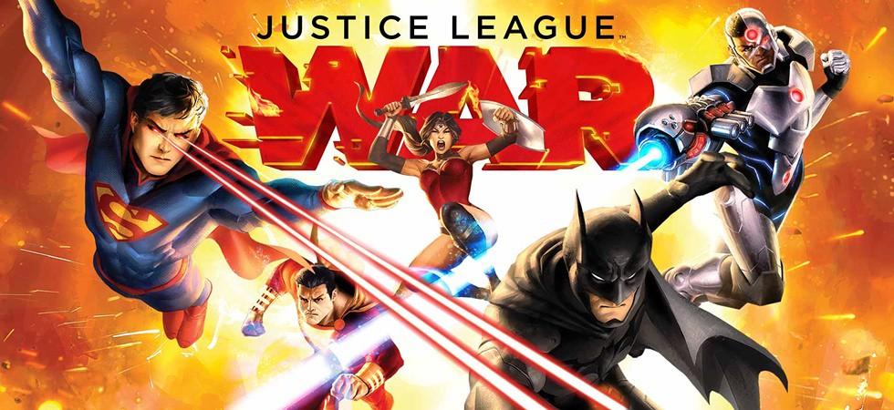 Xem phim Justice League: War (2014) - Liên Minh Công Lý: Chiến Tranh Vietsub