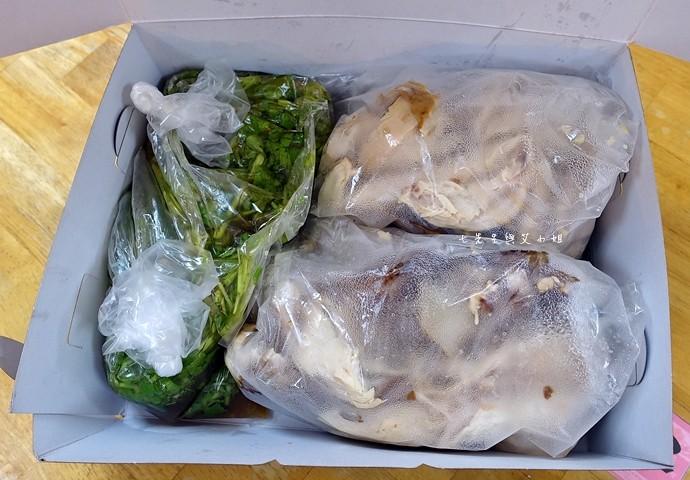 13 永寶餐廳山東燒雞墨魚香腸