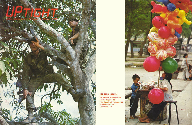 Uptight Magazine, Vietnam, Winter of 1969 (1)