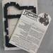 Keepsake Cut and Perforate Die by Stumptown Printers