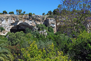 Bild von Parco archeologico della Neapolis. italy syracuse sicily siracusa harveybarrison hbarrison