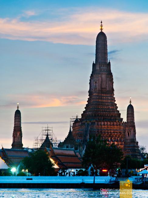 Bangkok's Wat Arun