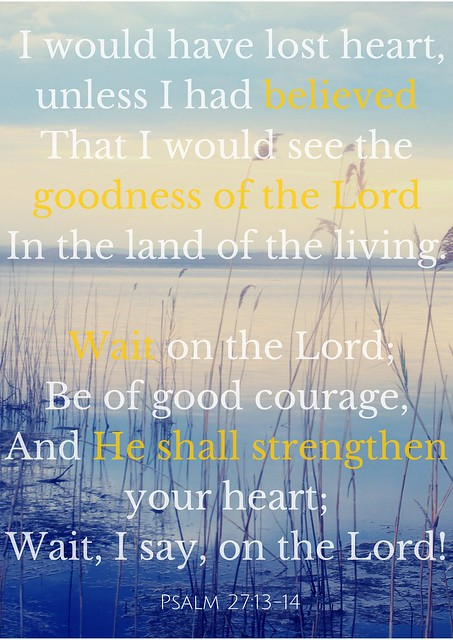 Psalm 27-13