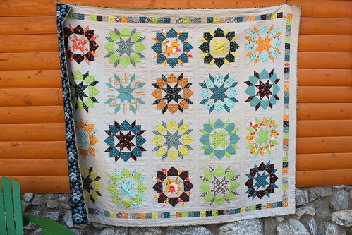 DS Handquilted Swoon Quilt