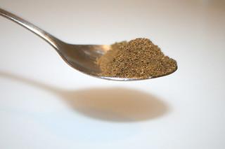 12 - Zutat Garam Masala / Ingredient garam masala