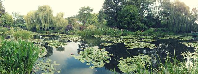 Como faço para visitar a Casa Monet